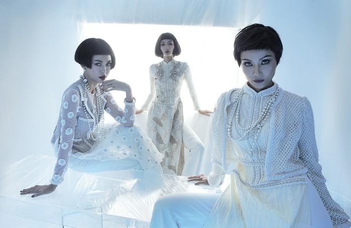 Ngôi sao - 'Bật mí' về BST khai màn Tuần lễ thời trang quốc tế Việt Nam 2018