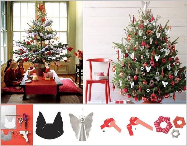 Gia đình - Giáng sinh 2017: 6 cách trang trí cây thông Noel đẹp nhất (Hình 3).