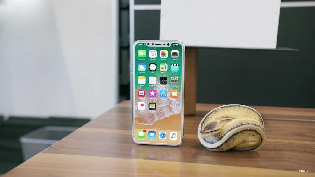 Trên tay nguyên mẫu thực tế của iPhone 8 - Hình 7