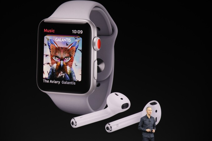 Công nghệ - Apple Watch thế hệ thứ 3 và Apple TV 4K có gì