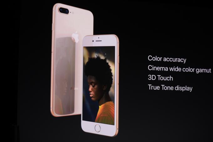 Công nghệ - Thông số, cấu hình chính thức iPhone 8/8 Plus và iPhone X vừa ra mắt