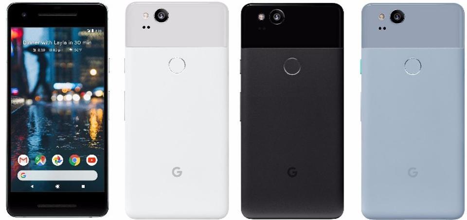 Công nghệ - Google Pixel 2 và Pixel 2 XL chính thức trình làng (Hình 2).