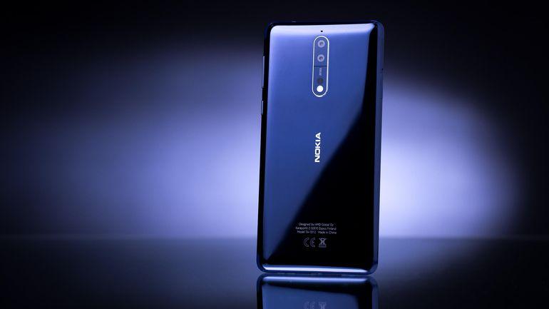 Công nghệ - Nokia 8 sắp nhận cập nhật Android 8