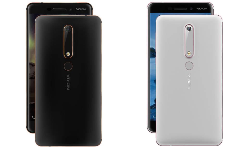 Sản phẩm - Nokia 6 (2018) chính thức ra mắt với giá 5,3 triệu đồng