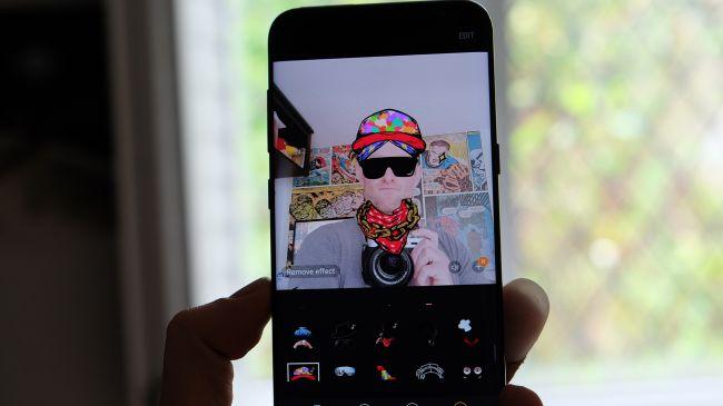 Cuộc sống số - Samsung sẽ 'copy' tính năng Animoji của iPhone X cho Galaxy S9/S9+