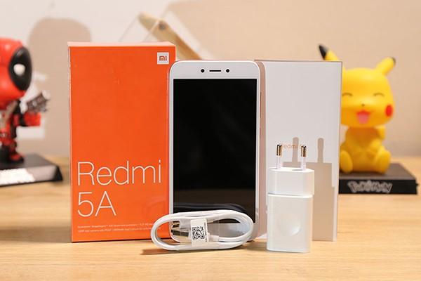 Sản phẩm - Trên tay Xiaomi Redmi 5A, lựa chọn hàng đầu của phân khúc giá rẻ (Hình 3).