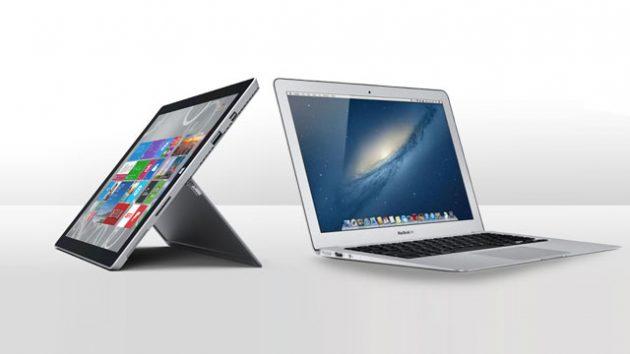 Cuộc sống số - Macbook không được người dùng ưa thích bằng Microsoft Surface