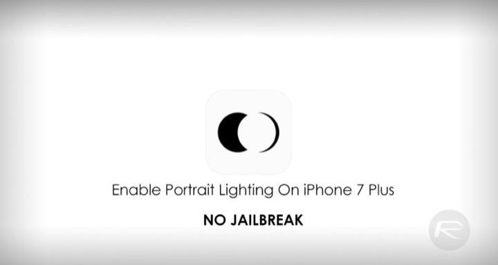 Sản phẩm - iPhone 7 Plus đã có thể chụp ảnh chân dung như iPhone 8 Plus
