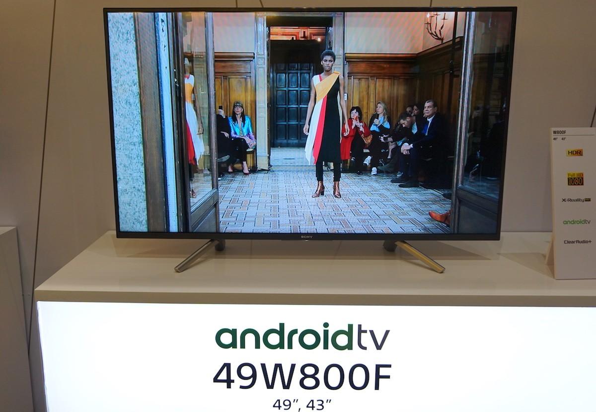 Sản phẩm - Sony ra mắt thế hệ TV BRAVIA OLED và 4K HDR 2018 (Hình 5).