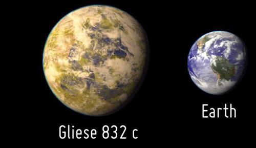 Siêu Trái đất càng lớn thì lực hấp dẫn càng mạnh.