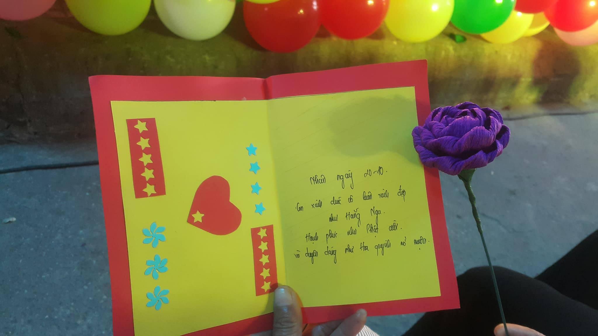 """Đời sống - Ngày 20/10: """"Trao yêu thương – nhận nụ cười"""" tại bệnh viện K2 (Hình 3)."""
