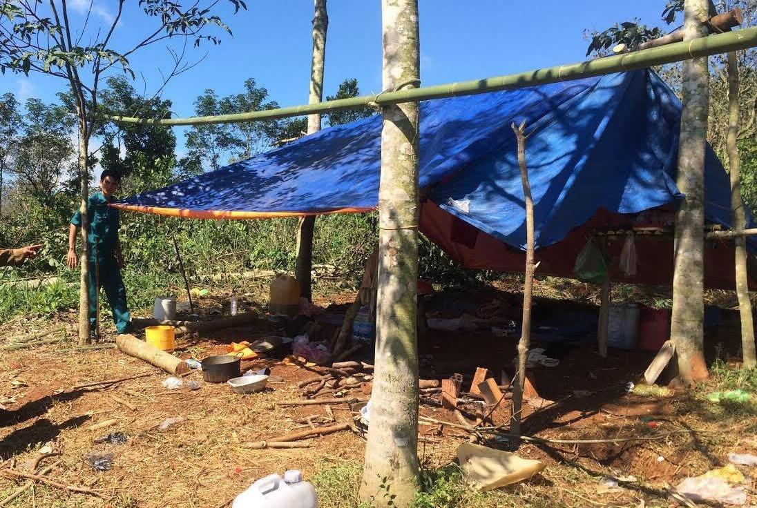 Chính trị - Xã hội - Đắk Nông: Trú mưa bị sét đánh, 3 người thương vong (Hình 2).