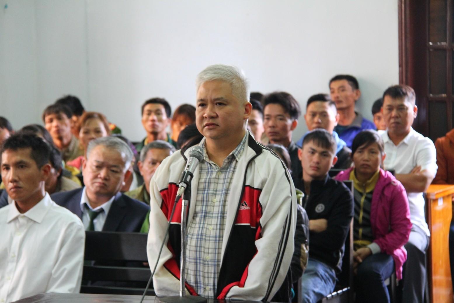 Hồ sơ điều tra - Xét xử vụ xả súng ở Đắk Nông: Đề nghị tử hình Đặng Văn Hiến (Hình 2).