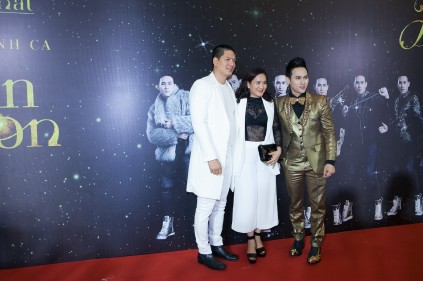 Giải trí - Dàn sao hội tụ mừng 25 năm ca hát của Nguyên Vũ  (Hình 4).