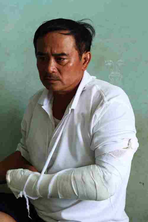 Pháp luật - Quảng Trị: Đang làm rõ vụ nhân viên điện lực bị hành hung