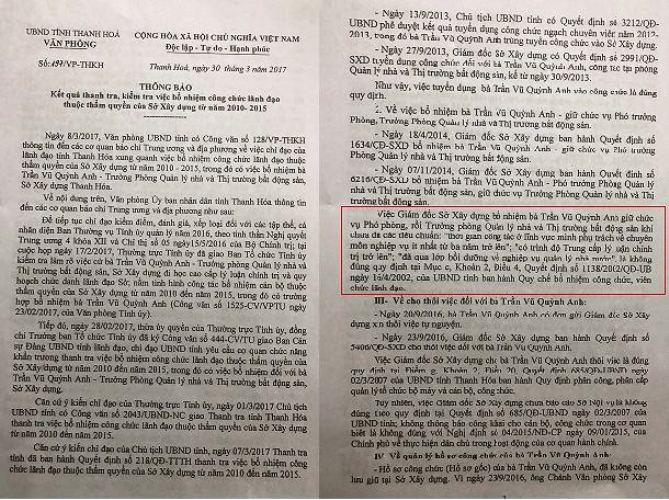"""Chính trị - Xã hội - Họp bỏ phiếu kỷ luật cán bộ vi phạm bổ nhiệm """"hot girl"""" Quỳnh Anh (Hình 2)."""