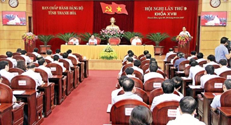 """Xã hội - PCT tỉnh Thanh Hoá bị bỏ phiếu kỷ luật vì vụ bổ nhiệm """"thần tốc"""""""