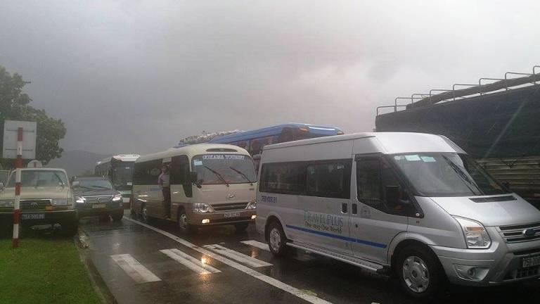 Xã hội - Thừa Thiên - Huế: Mưa lớn kéo dài nguy cơ vượt lũ lịch sử 1999