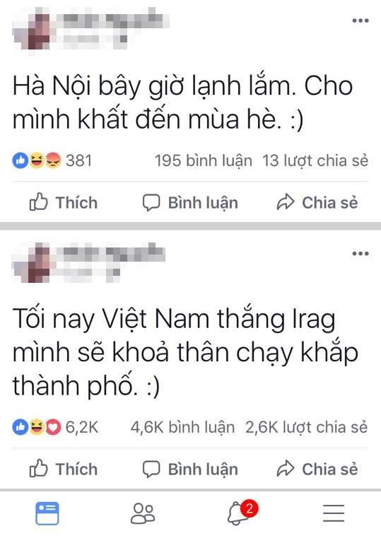 Công dân mạng - Thiếu nữ xinh đẹp hứa sẽ khỏa thân nếu U23 Việt Nam thắng dậy sóng (Hình 2).