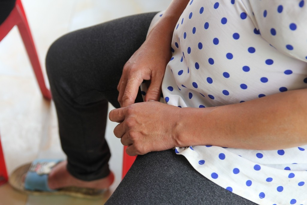 Tin nhanh - Bé 3 tuổi bị cha dượng đánh: Tâm sự xót xa của người mẹ (Hình 3).