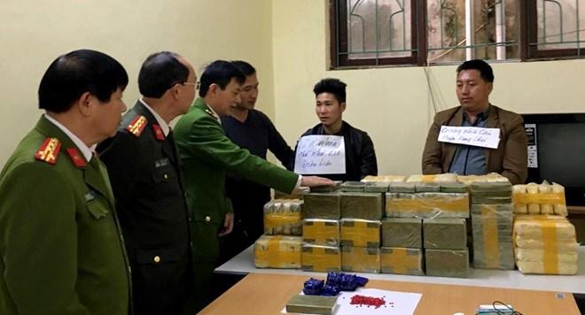An ninh - Hình sự - Điện Biên: Phá chuyên án ma túy cực lớn, trị giá khoảng 50 tỷ đồng