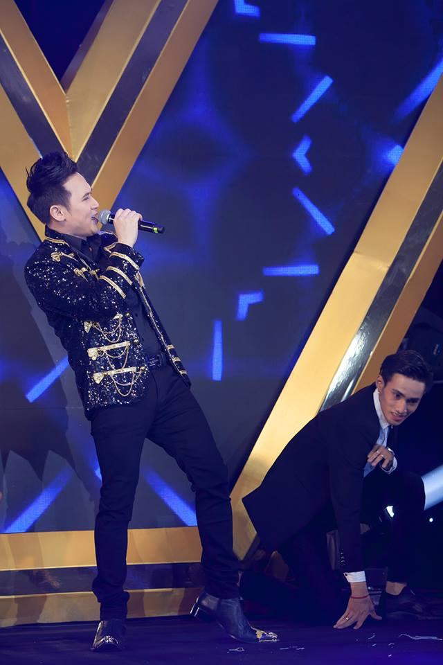 Giải trí - Dàn sao hội tụ mừng 25 năm ca hát của Nguyên Vũ  (Hình 10).