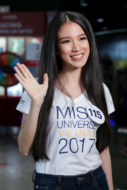 Giải trí - Lộ diện 10 ứng viên đầu tiên của vương miện Hoa hậu Hoàn vũ  (Hình 7).