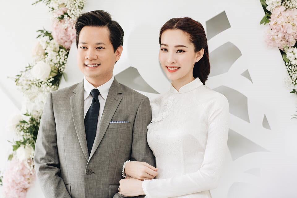 Giải trí - Tiết lộ hậu trường lung linh đám hỏi Hoa hậu Thu Thảo và đại gia Trung Tín (Hình 11).