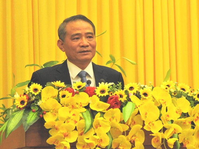 Chính trị - Xã hội - Tân Bí thư Đà Nẵng Trương Quang Nghĩa: Người cũ trở về