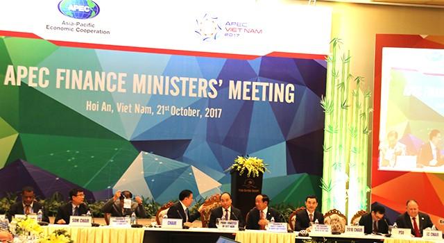 Hội nghị Bộ trưởng Tài chính APEC: Các vấn đề kinh tế nổi bật được quan tâm 2