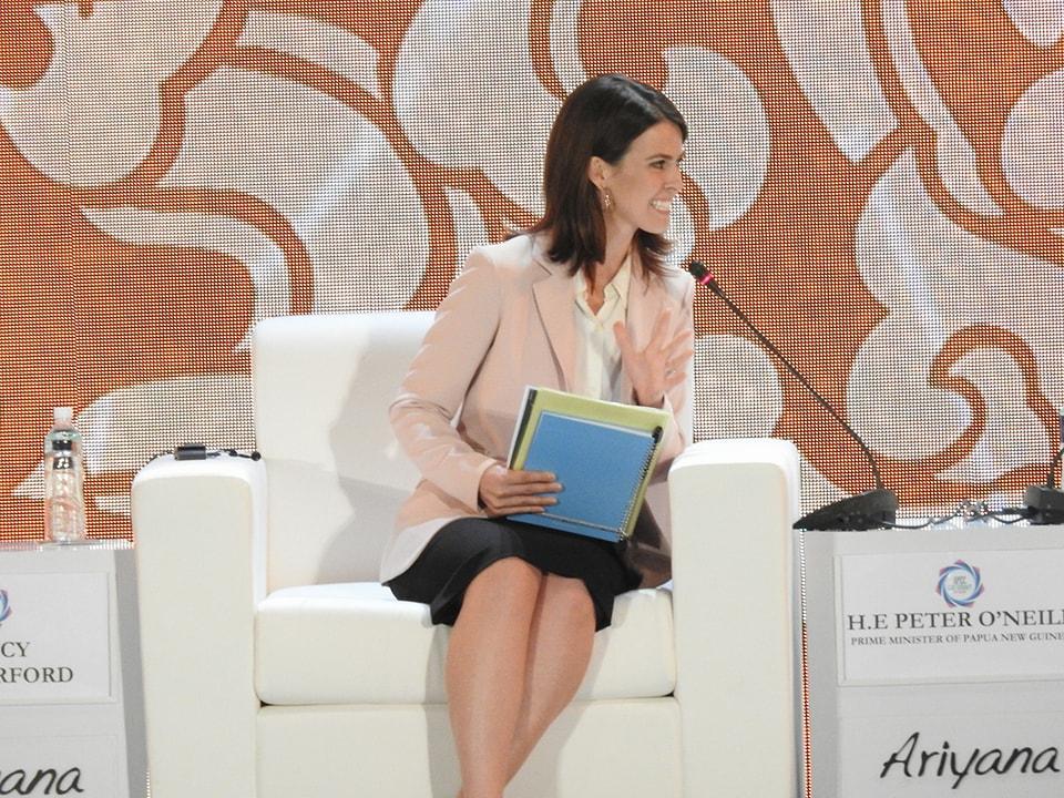 Xã hội - Đại diện Facebook và Thủ tướng Úc quan tâm trao quyền cho phụ nữ