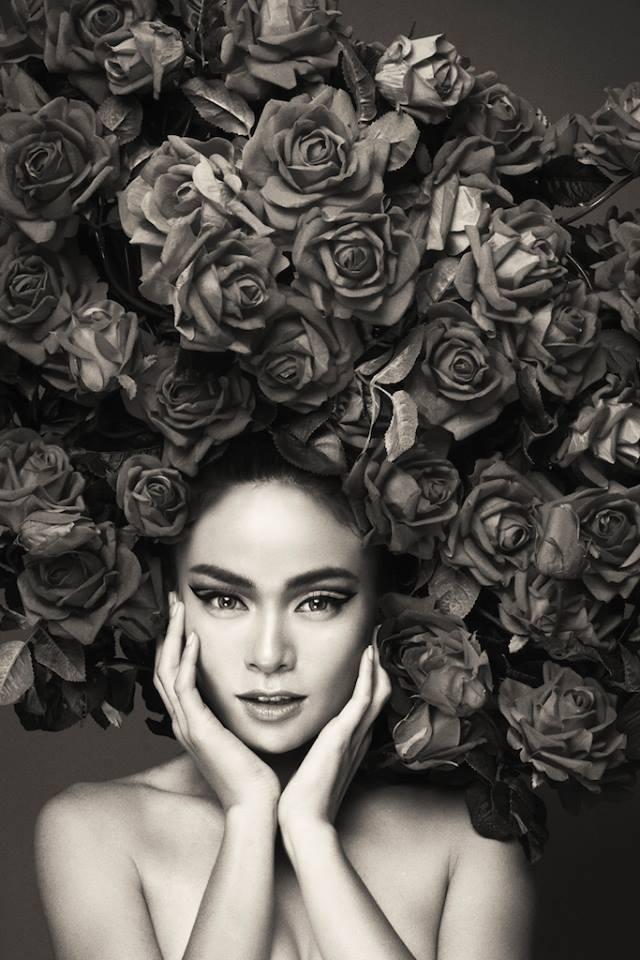 Hàng loạt ca sĩ, người mẫu Việt chụp ảnh bán khỏa thân  - Hình 12