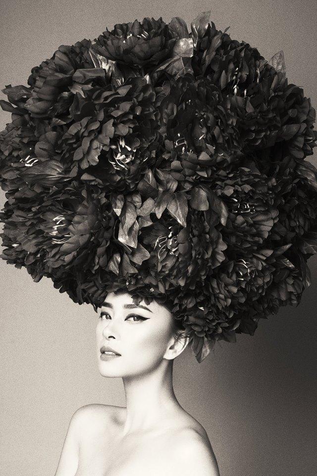 Hàng loạt ca sĩ, người mẫu Việt chụp ảnh bán khỏa thân  - Hình 5
