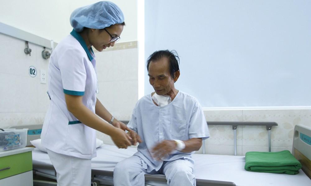 Các bệnh - Chuyện người đàn ông bị viên đạn găm trong cơ thể hơn 40 năm