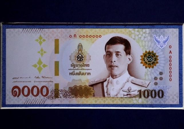 Tài chính - Ngân hàng - Thái Lan sắp lưu hành tiền giấy mới in chân dung Tân Vương Rama X
