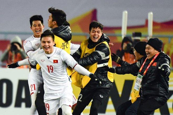 Thể thao - U23 Việt Nam 'chốt' chia thưởng: Quang Hải, Tiến Dũng cùng nhận 1,8 tỷ đồng