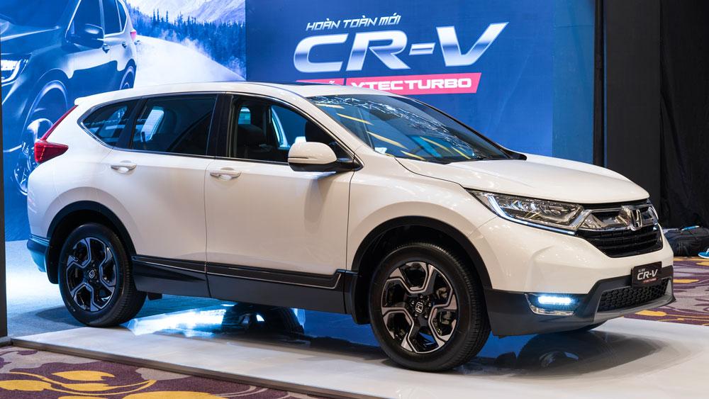 Đánh giá xe - Công thức 5+2 của Honda CR-V thế hệ mới gây thất vọng (Hình 2).