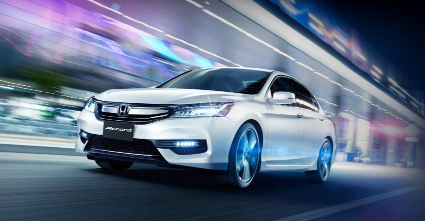 Thị trường xe - Honda Accord - Sedan cỡ D ế nhất Việt Nam