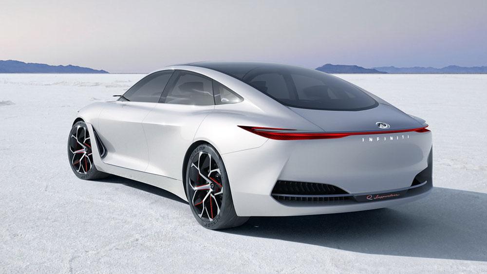 Thị trường xe - Infiniti Q Inspiration Concept trang bị động cơ 'đỉnh' VC-Turbo (Hình 4).