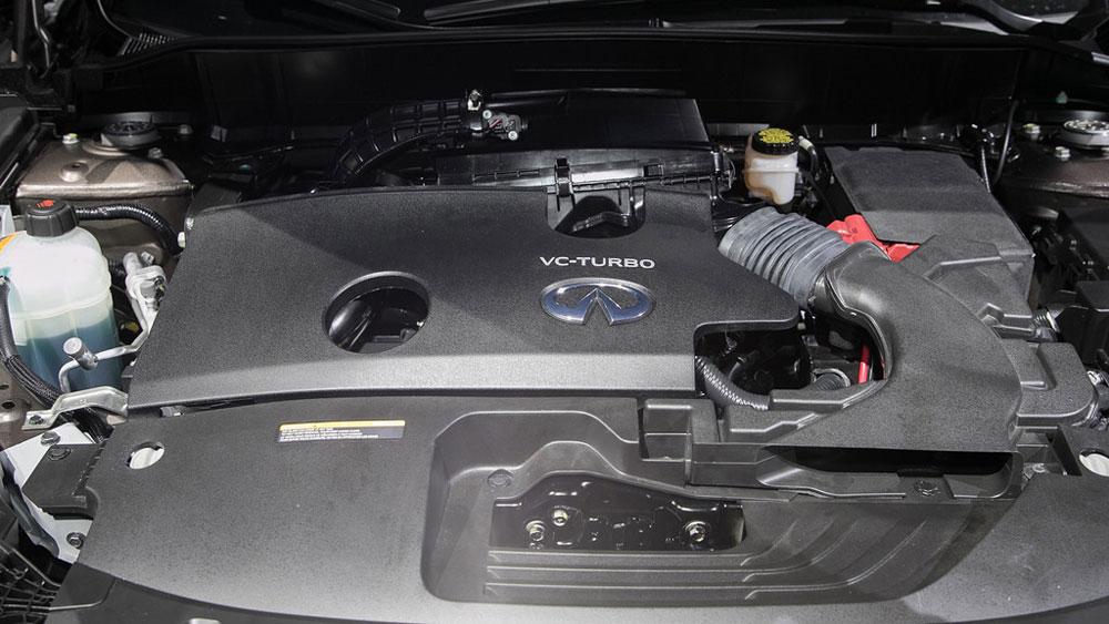 Thị trường xe - Infiniti QX50 2019 - Đối thủ Mercedes-Benz GLC đã có giá bán (Hình 3).