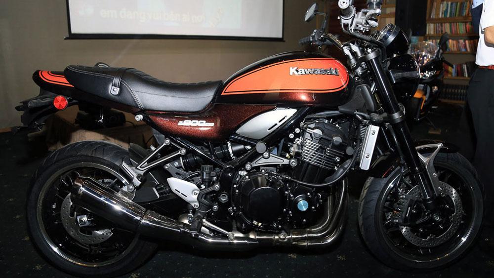 Thị trường xe - Mô tô hoài cổ Kawasaki Z900 RS bất ngờ xuất hiện tại Việt Nam (Hình 6).