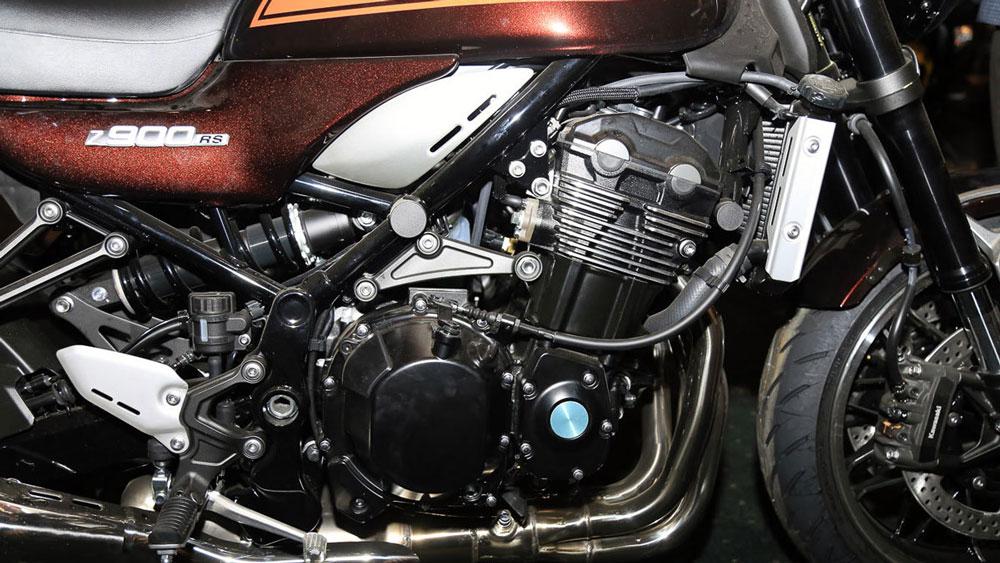 Thị trường xe - Mô tô hoài cổ Kawasaki Z900 RS bất ngờ xuất hiện tại Việt Nam (Hình 5).