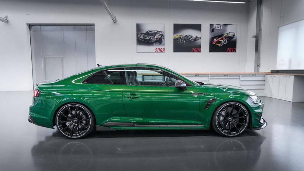 Thị trường xe - Audi RS5 Coupe bản độ ABT: Nhanh, mạnh, 'ngầu' hơn (Hình 5).