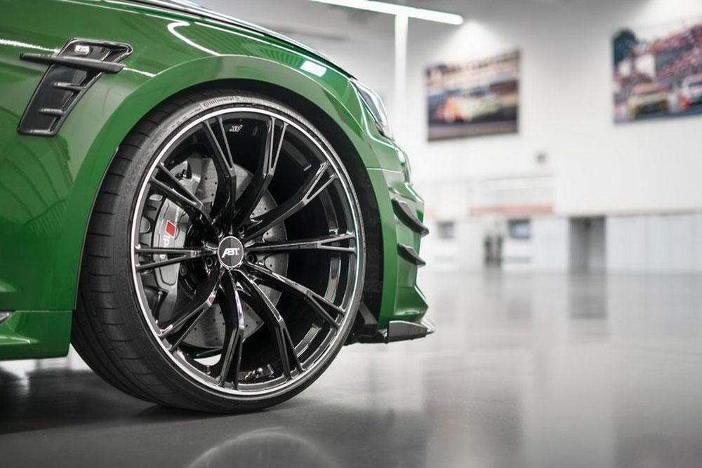 Thị trường xe - Audi RS5 Coupe bản độ ABT: Nhanh, mạnh, 'ngầu' hơn (Hình 4).