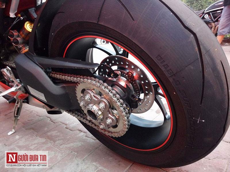 Thú chơi xe - Cận cảnh 'hung thần' Ducati Panigale V4 S đầu tiên tại Việt Nam (Hình 6).