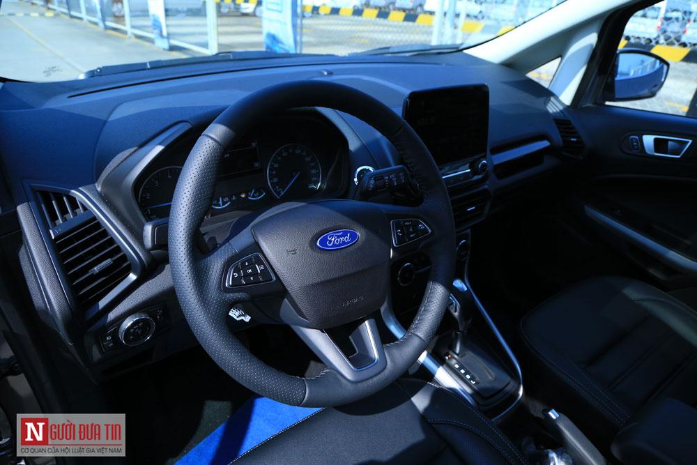 Thị trường xe - Ford Ecosport 2018 trang bị động cơ mới ra mắt Việt Nam (Hình 4).