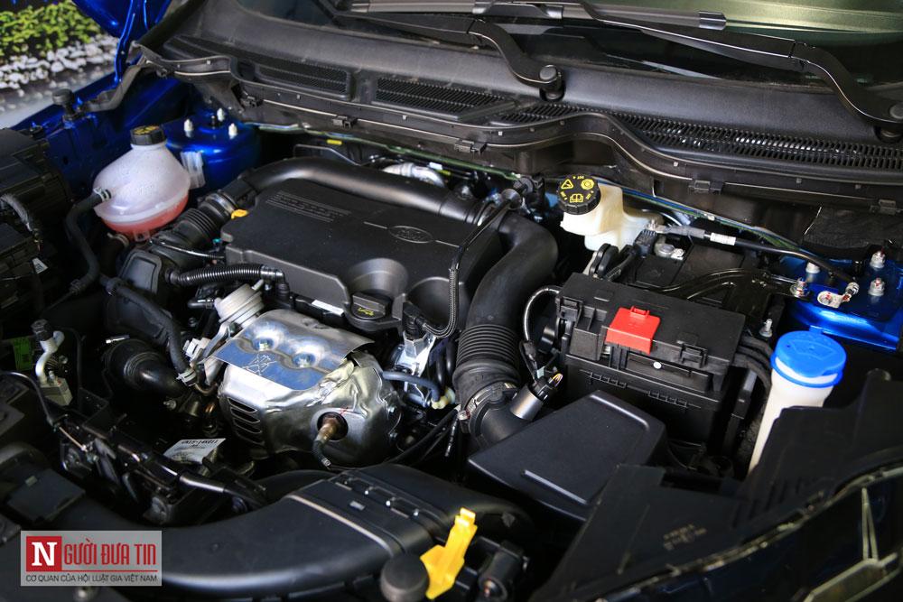 Thị trường xe - Ford Ecosport 2018 trang bị động cơ mới ra mắt Việt Nam (Hình 6).