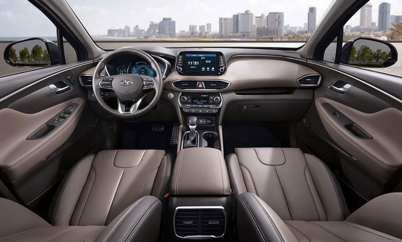 Thị trường xe - 'Hàng hot' Hyundai SantaFe 2019 có gì? (Hình 2).