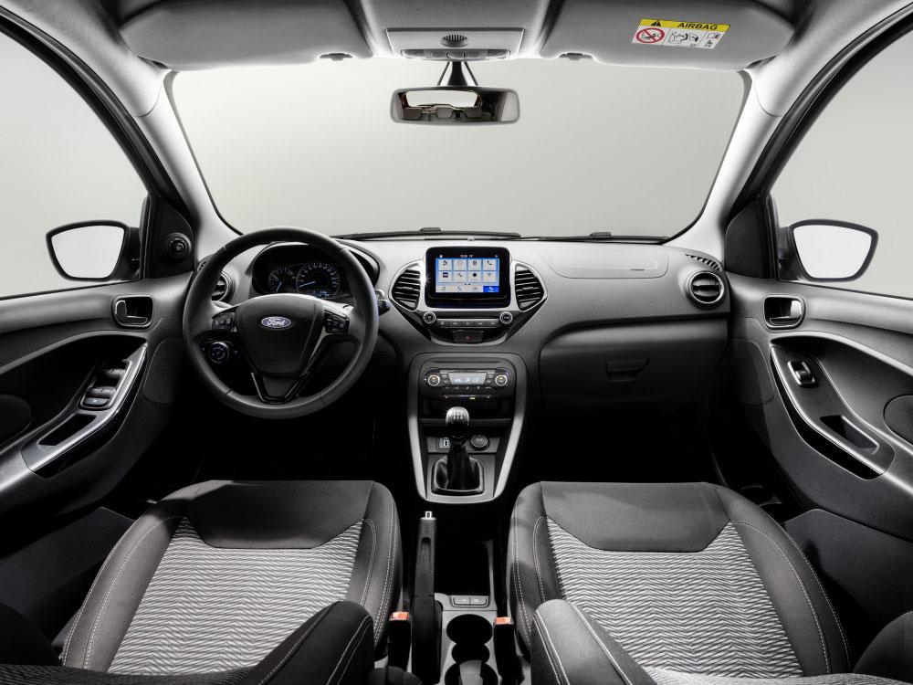 Thị trường xe - Ford Ka+: Đối thủ của Kia Morning ra mắt phiên bản Active (Hình 3).