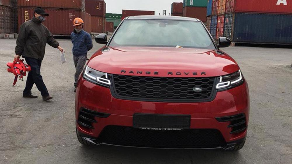 Thị trường xe - Range Rover Velar màu độc bất ngờ cập bến Việt Nam